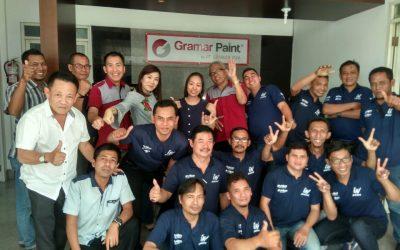 Pelatihan Team Sales Distributor Jawa Tengah
