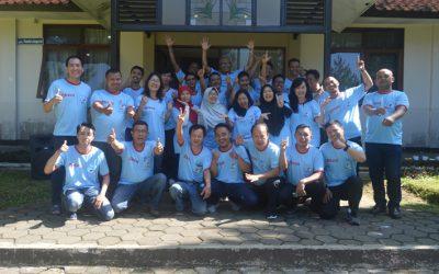 Pelatihan Team Sales Distributor Jawa Barat